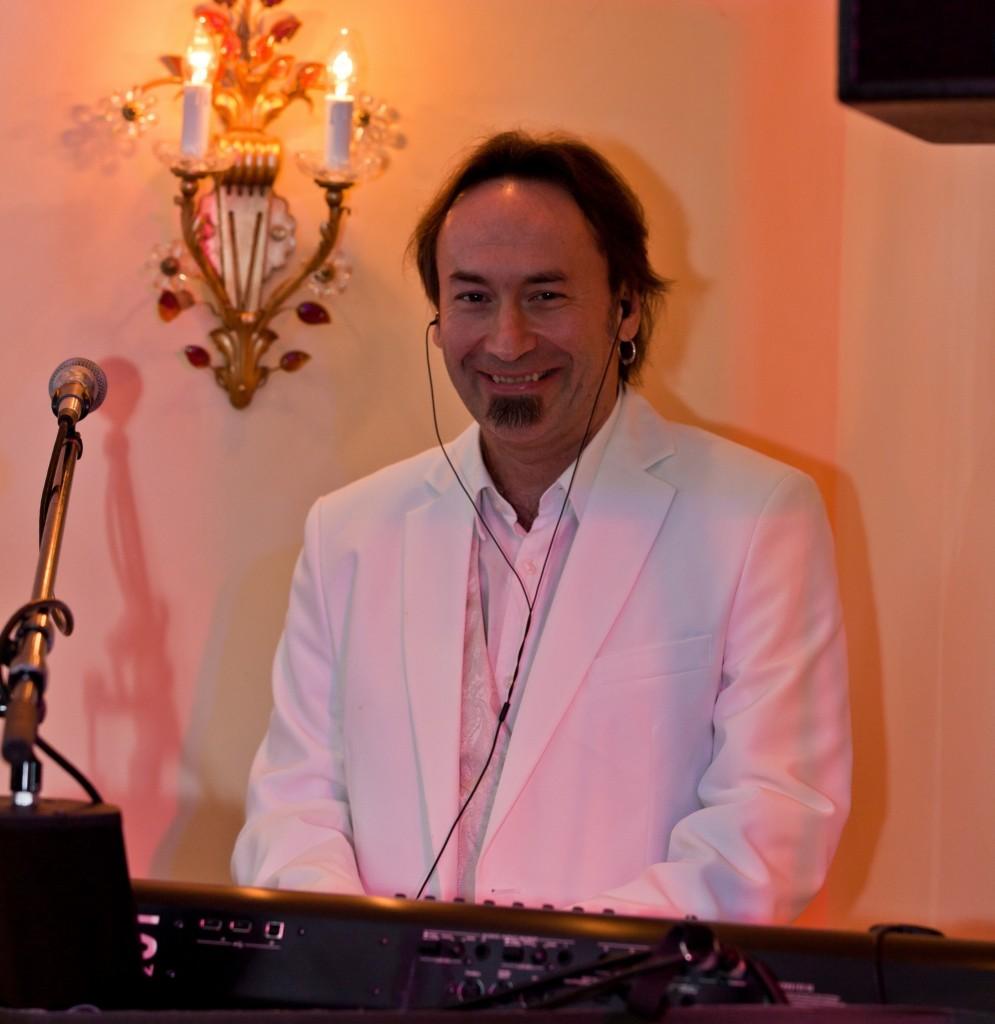 Pianist Christian von MIssFIZZ