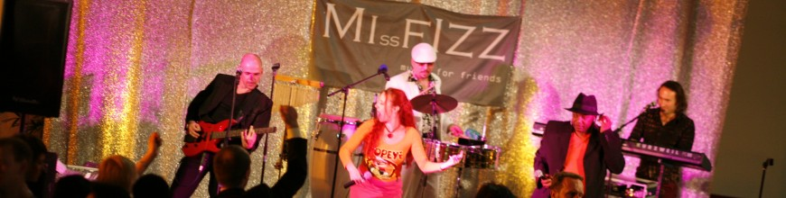 MIssFIZZ grooves up to your expectations
